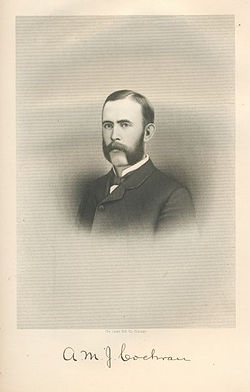 Andrew McConnell January Cochran