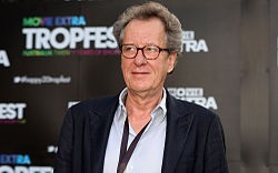 Geoffrey rush is bisexual