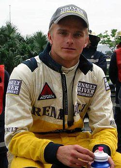 Heikki Kovalainen Tulot