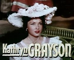 Was kathryn grayson bisexual